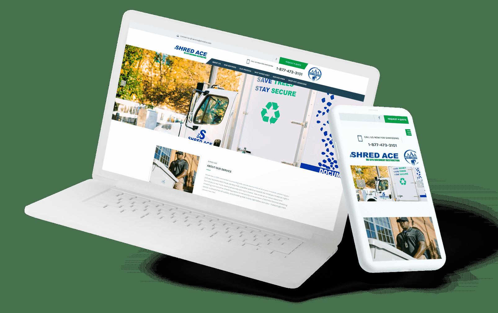 ShredAce-laptop-phone